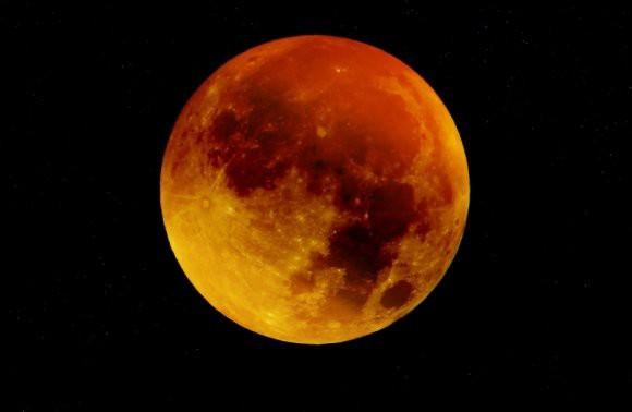 «Кровавая Луна» взойдет над Россией 21 января