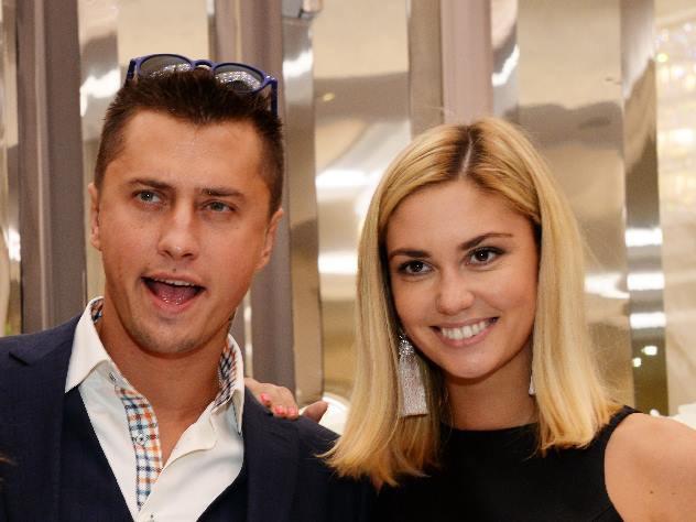 В полиции подтвердили, что Прилучный поднял руку на жену