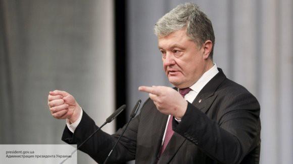 Порошенко: Украина придерживается верного курса на пути к членству в ЕС и НАТО