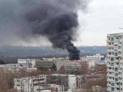 В университете Лиона прогремели взрывы