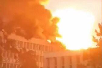 В университете во Франции прогремела серия взрывов