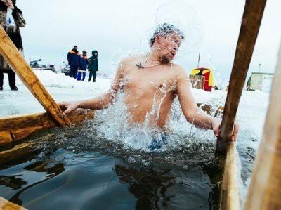 Крещенские морозы придут в Москву с 22 января
