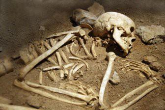 Ученые обнаружили останки загадочного древнего ребенка