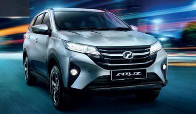 Бюджетная копия Toyota Rush поступила в продажу