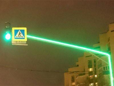 «Скорая помощь» управляет сигналами светофоров в Астане