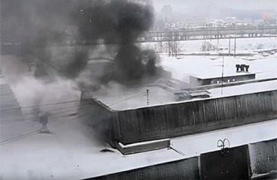 Пожар на Ленинском проспекте в Петербурге: трое погибших