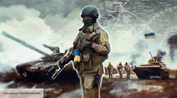 Инцидент в Донбассе: бойцы ВСУ попытались украсть оптоволоконный кабель, но потерпели фиаско