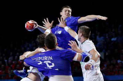 Сборная России проиграла Франции на чемпионате мира по гандболу