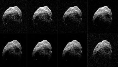 Астероид Апофис может в ближайшие 50 лет столкнуться с Землей