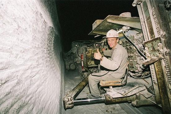 Зарплата шахтеров в России в 2019 году