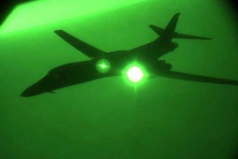 В Сирии коалиция США нанесла удар по командному пункту террористов