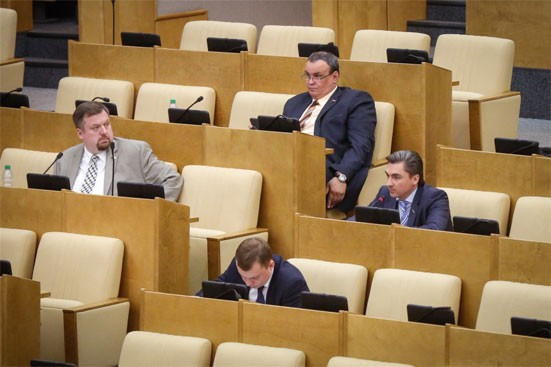 Какая зарплата у депутата Госдумы в 2019 году