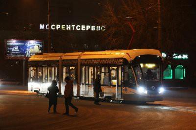 В ночь на Крещение общественный транспорт в Москве будет работать в усиленном режиме