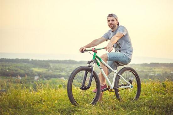 Новый налог на велосипеды могут ввести в России с 1 октября 2019 года