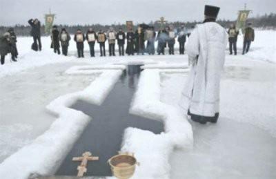 Крещение-2019 в Москве: где окунуться в прорубь москвичам