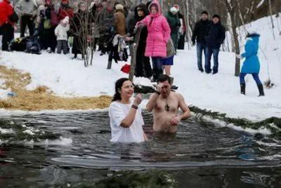 Крещение Господне: традиции наших предков