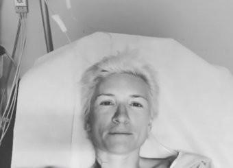 Дина Арбенина экстренно госпитализирована во Франции