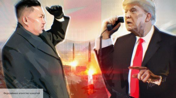 Трамп встретится с Ыном в феврале