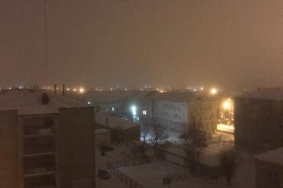 В Башкирии жителям города Сибай выдают медицинские маски из-за смога