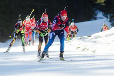 Россиянки остались без медалей на эстафете КМ по биатлону в Рупольдинге
