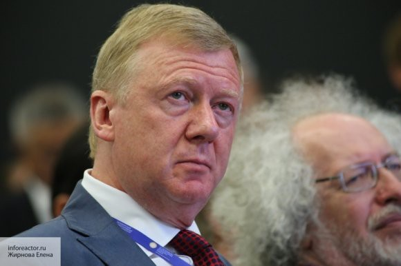 Захарова предложила проследить за «руками Чубайса» в ответ на высказывания о «бедной России»