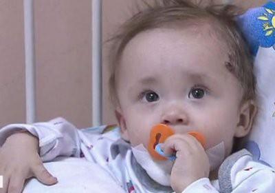 Спасенный в Магнитогорске малыш свой первый день рождения отметит в кругу семьи
