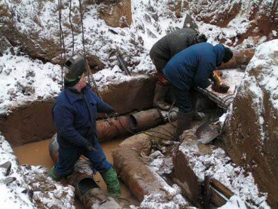 В Барнауле остались без отопления из-за аварии более 50 домов