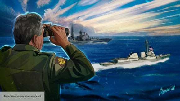 ВМС США отправили в Черное море эсминец с «Томагавками»