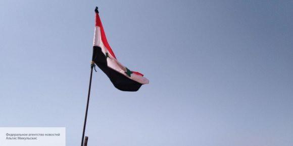 SANA: в Дамаске прогремел взрыв