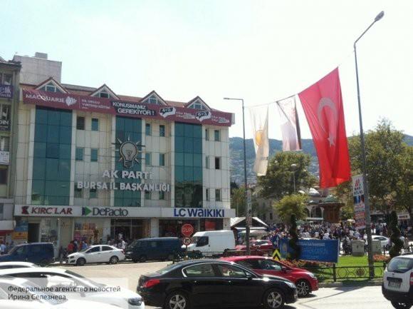 Анкара выдвинула обвинения против бывшего сотрудника генконсульства США