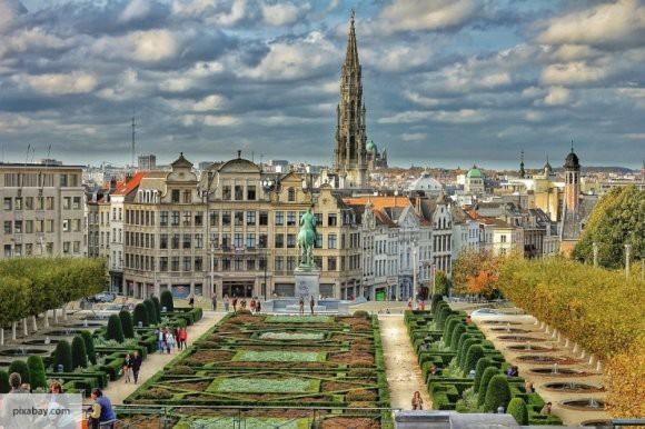 «Желтые жилеты» в Бельгии напали на представителей СМИ
