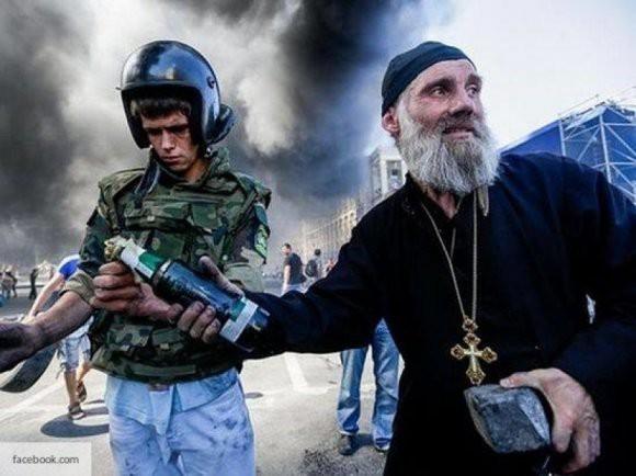 Сторонники «новой украинской церкви» захватили храм УПЦ в Тернопольской области