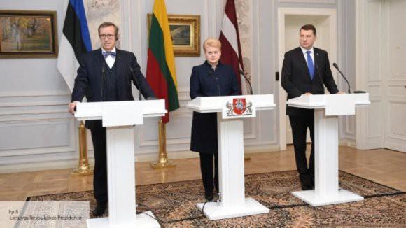 Эксперт рассказал, зачем НАТО размещает базы в Прибалтике