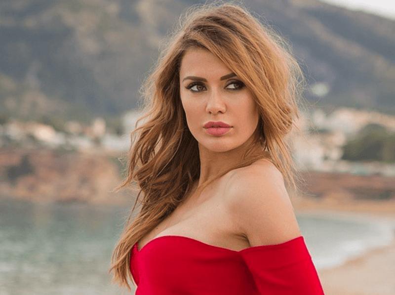 Виктория Боня вернулась в Россию ради нового возлюбленного