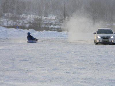 На Камчатке погибла девушка, катавшаяся на привязанном к машине тюбинге