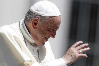 Папа Римский Франциск создал сайт для молодежи «Кликни и молись»