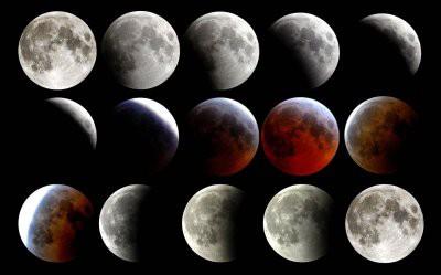 Стало известно, какое влияние окажет лунное затмение 21 января 2019 на человека