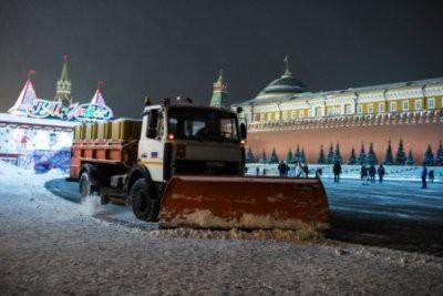 На Москву надвигаются аномальные морозы