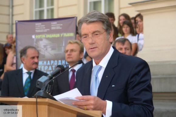 В Госдуме стихами ответили Ющенко, обвинившему россиян в любви к рабству