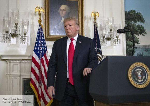 Дональда Трампа обвинили в том, что он сорвал выход из бюджетного кризиса «из-за пустяка»