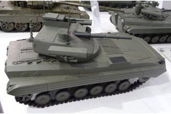 Вооруженные силы России получат новейшие БМП-3