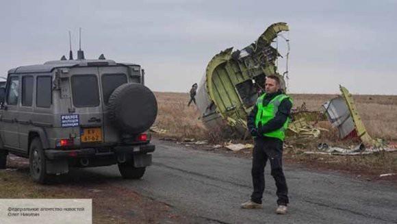 Генпрокуратура: Россия предоставила всю информацию по крушению MH17 на Украине