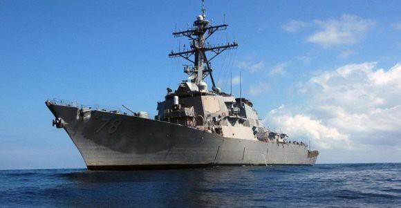 Попытка кораблей ВМС США «продемонстрировать мощь» обернулась российским перехватом: британские СМИ про инцидент в Балтийском море