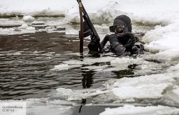 Северный флот получил учебный комплекс для подводной подготовки спецназа