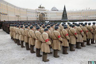 Репетиция парада с участием боевой техники пройдет в Санкт-Петербурге 22 января 2019 года