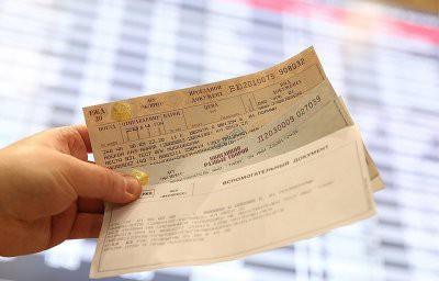 В России могут разрешить продажу невозвратных билетов в плацкартные вагоны