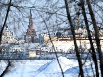 Крещенские морозы в Москве продлятся почти до конца января