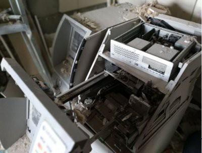 В Новосибирске взорвали отделение банка