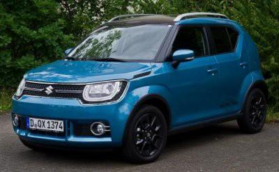 Suzuki Ignis могут адаптировать под Россию