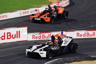 Киберспортсмен впервые обогнал бывшего пилота F1 в настоящей гонке